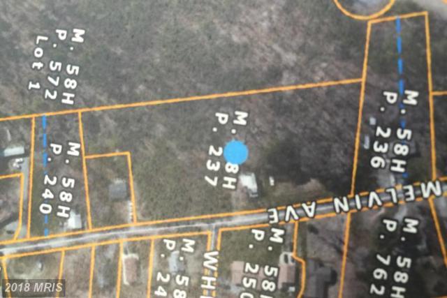 314 Melvin Avenue, Grasonville, MD 21638 (#QA9742841) :: The Bob & Ronna Group