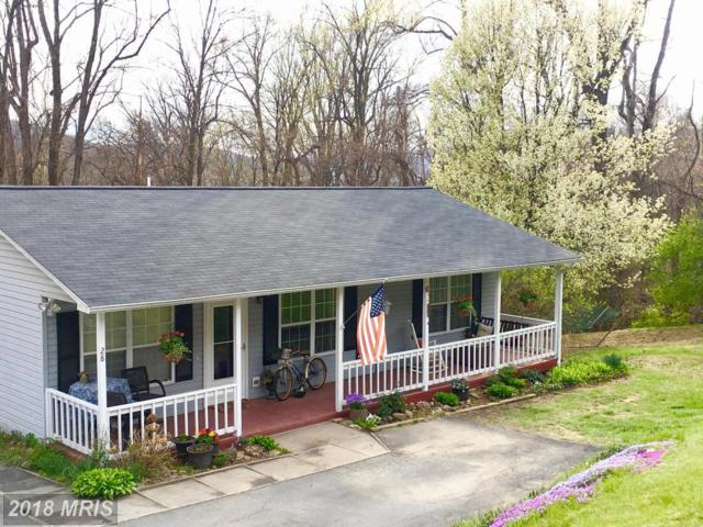28 High Spruce Road, Front Royal, VA 22630 (#WR9996937) :: The Gus Anthony Team
