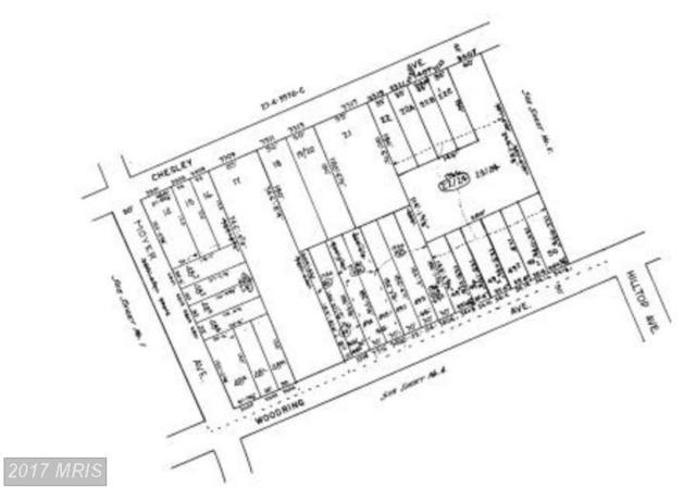 3309 Chesley Avenue, Baltimore, MD 21234 (#BA7856064) :: Pearson Smith Realty