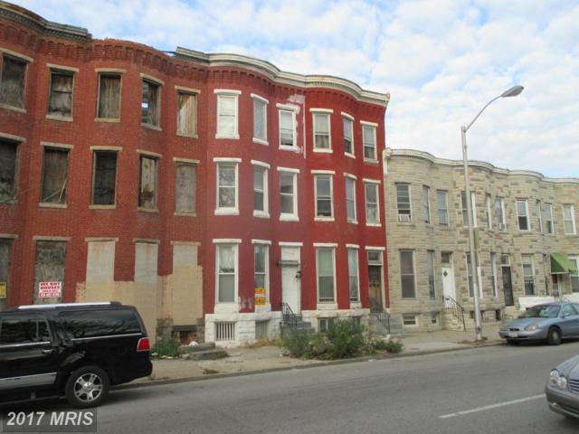 1116 Monroe Street N, Baltimore, MD 21217 (#BA9527416) :: LoCoMusings