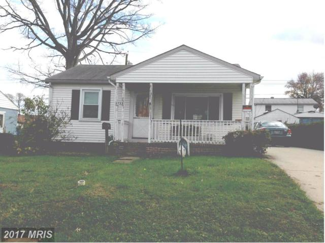 1725 Langley Road, Baltimore, MD 21221 (#BC9561069) :: Pearson Smith Realty