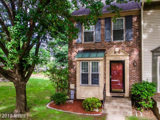 14012 Chestnut Court, Laurel, MD 20707 (#PG10273380) :: Bob Lucido Team of Keller Williams Integrity