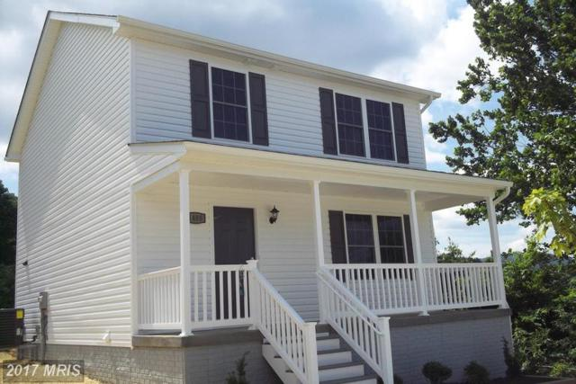 1405 Jefferson Street, Front Royal, VA 22630 (#WR9809975) :: LoCoMusings