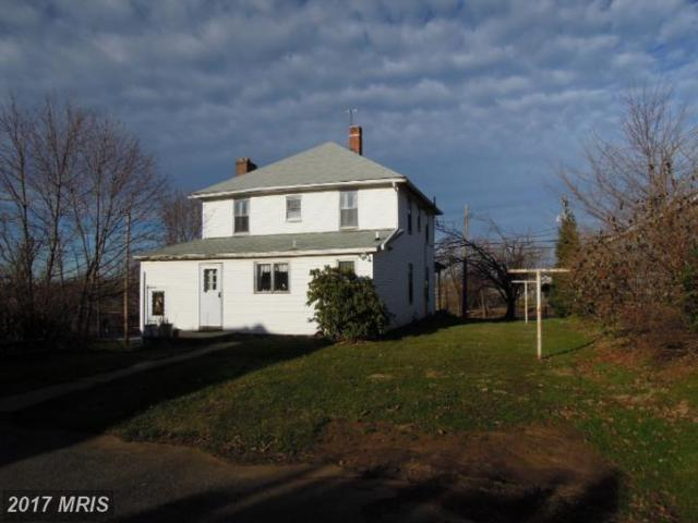 16645 Frederick Road, Mount Airy, MD 21771 (#HW7741416) :: LoCoMusings
