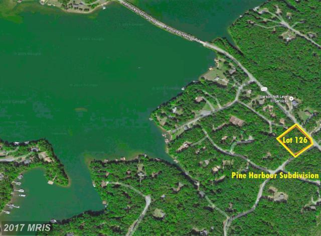 0 Pine Harbour Drive, Mineral, VA 23117 (#LA9564461) :: LoCoMusings