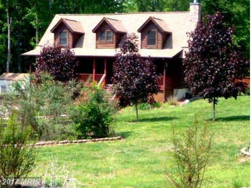 56 Village Drive, Bumpass, VA 23024 (#LA8537341) :: LoCoMusings