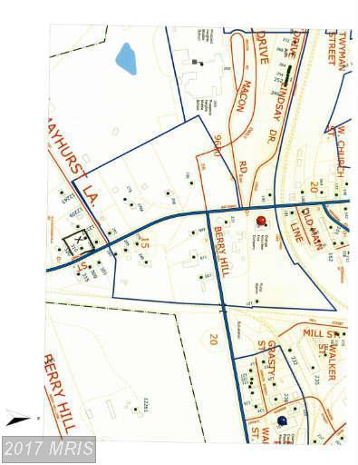 310 Caroline Street, Orange, VA 22960 (#OR7995917) :: LoCoMusings