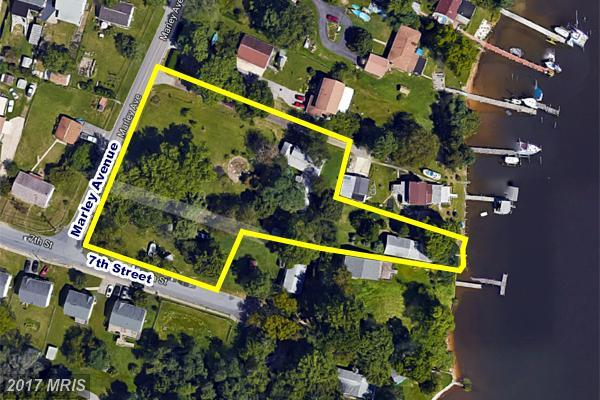 1607 Marley Avenue, Glen Burnie, MD 21060 (#AA10001713) :: LoCoMusings