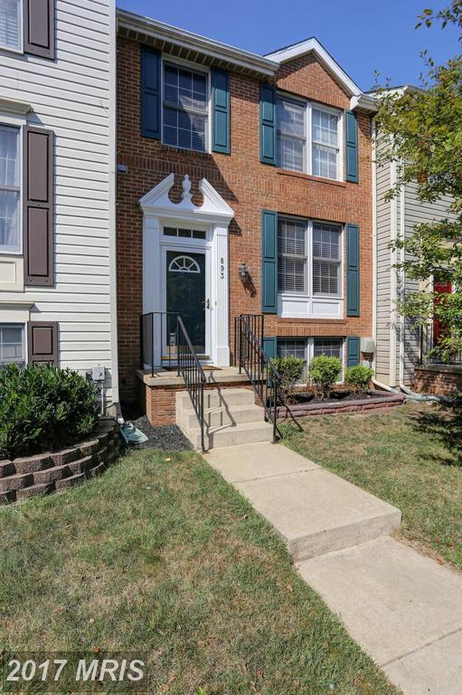 893 Chestnutview Court, Chestnut Hill Cove, MD 21226 (#AA10012910) :: ExecuHome Realty