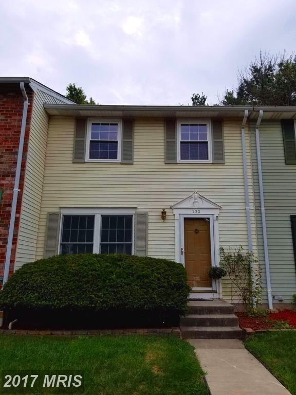 222 Chalet Circle W, Millersville, MD 21108 (#AA10030211) :: Pearson Smith Realty