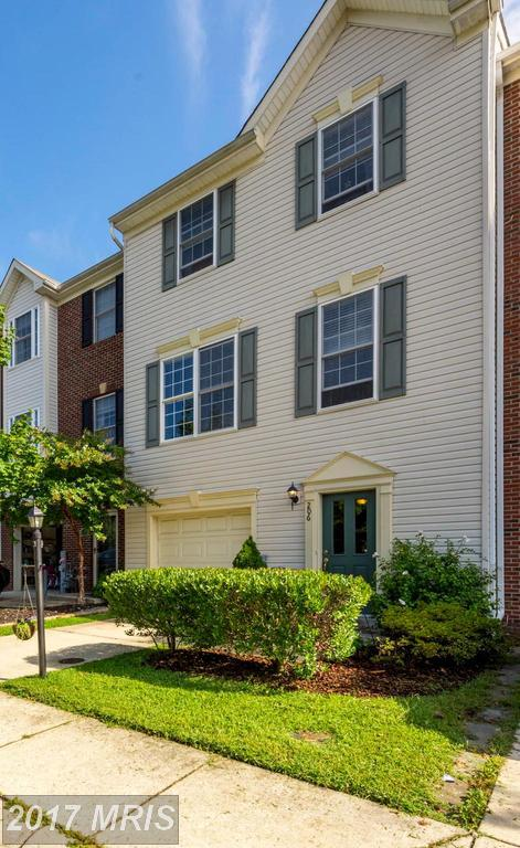 206 Braxton Way, Edgewater, MD 21037 (#AA10045877) :: Pearson Smith Realty