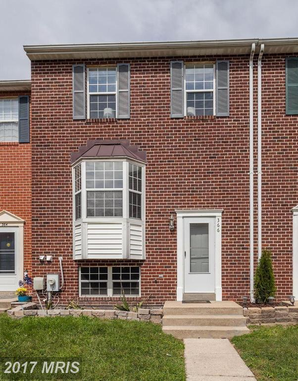 366 Rambling Ridge Court, Pasadena, MD 21122 (#AA10057678) :: Pearson Smith Realty
