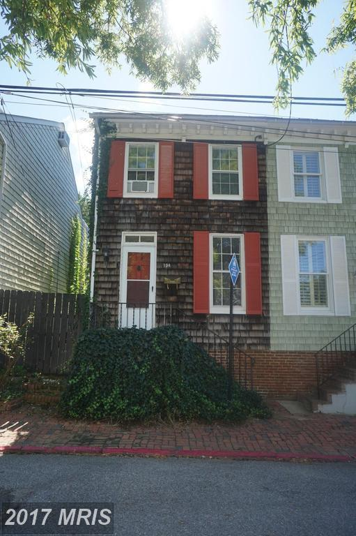 104 Charles Street, Annapolis, MD 21401 (#AA10059882) :: Pearson Smith Realty