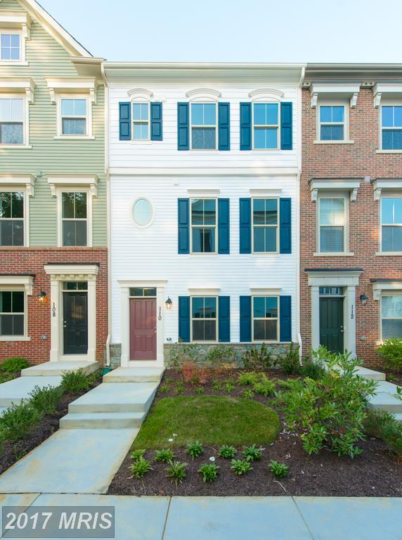 110 Waterline Court, Annapolis, MD 21401 (#AA10061858) :: LoCoMusings