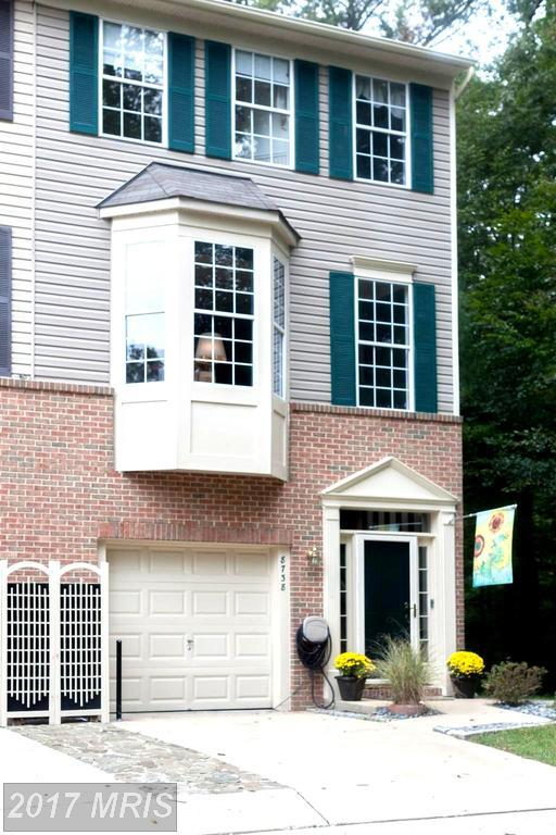 8738 Little Patuxent Court, Odenton, MD 21113 (#AA10062056) :: Pearson Smith Realty