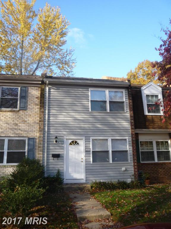 1599 Forest Hill Court, Crofton, MD 21114 (#AA10081304) :: The Sebeck Team of RE/MAX Preferred