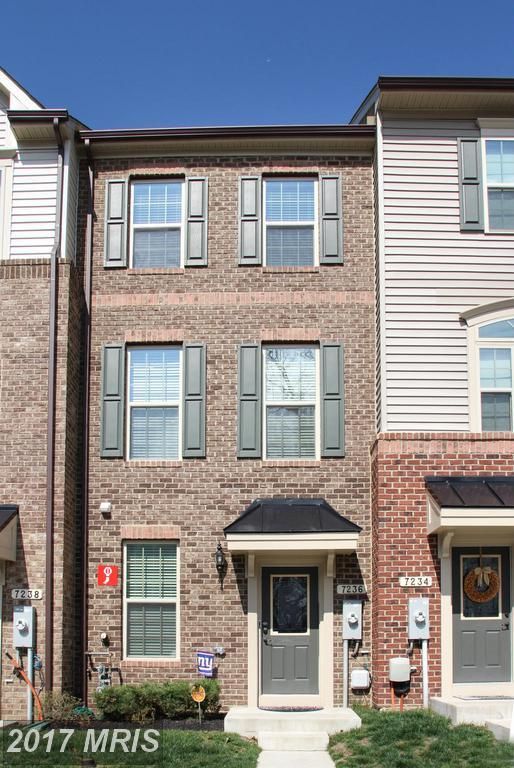 7236 Winding Hills Drive, Hanover, MD 21076 (#AA10107665) :: The Lingenfelter Team