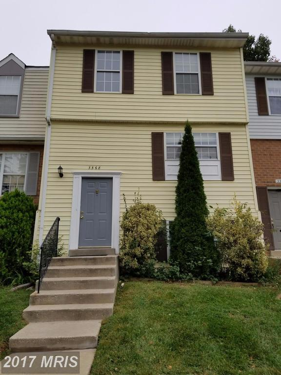 3368 Style Avenue, Laurel, MD 20724 (#AA10107932) :: The Dwell Well Group