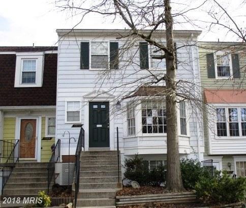 1513 Marlborough Court, Crofton, MD 21114 (#AA10130355) :: Maryland Residential Team