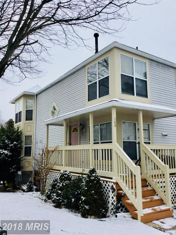 108 Forests Edge Place, Laurel, MD 20724 (#AA10136979) :: Pearson Smith Realty