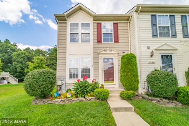 1532 Falling Brook Court, Odenton, MD 21113 (#AA10148889) :: The Riffle Group of Keller Williams Select Realtors