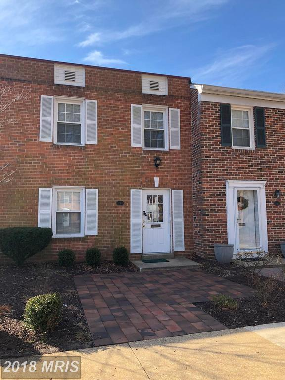5 Georgetown Court #1, Annapolis, MD 21403 (#AA10150861) :: The Riffle Group of Keller Williams Select Realtors