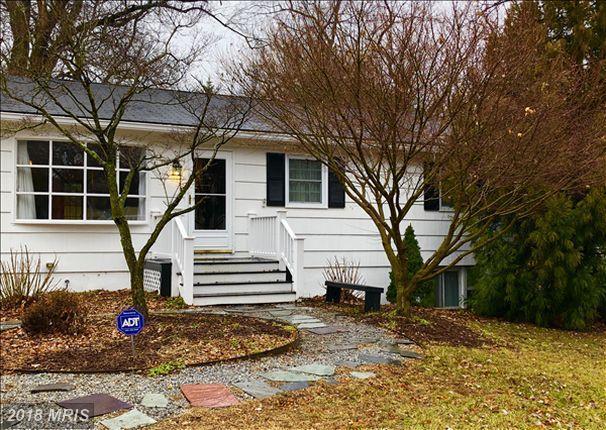 107 Great Lake Drive, Annapolis, MD 21403 (#AA10158339) :: Keller Williams Pat Hiban Real Estate Group