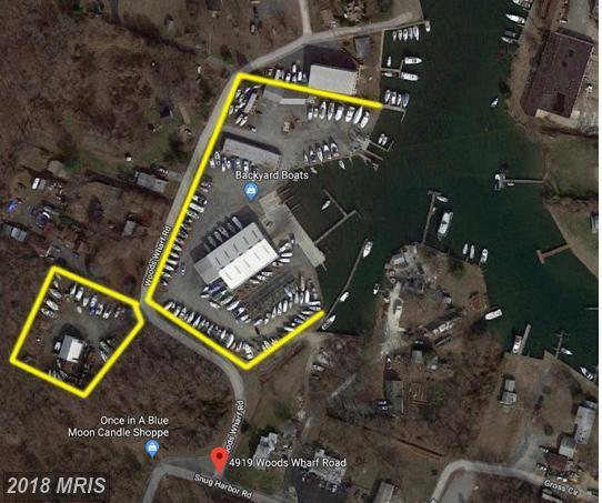 4819 Woods Wharf Rd, Shady Side, MD 20764 (#AA10158938) :: Keller Williams Pat Hiban Real Estate Group