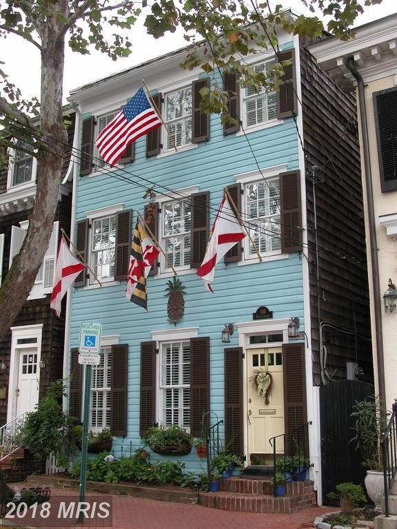 146 Prince George Street, Annapolis, MD 21401 (#AA10162147) :: CR of Maryland
