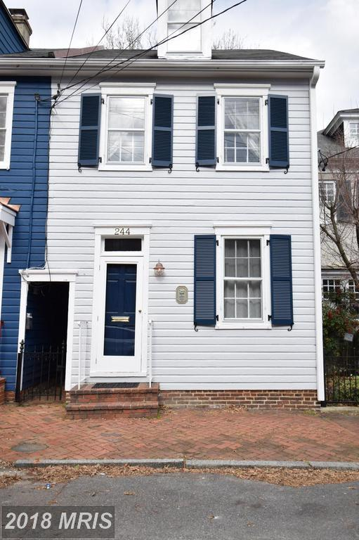 244 Prince George Street, Annapolis, MD 21401 (#AA10175041) :: CR of Maryland