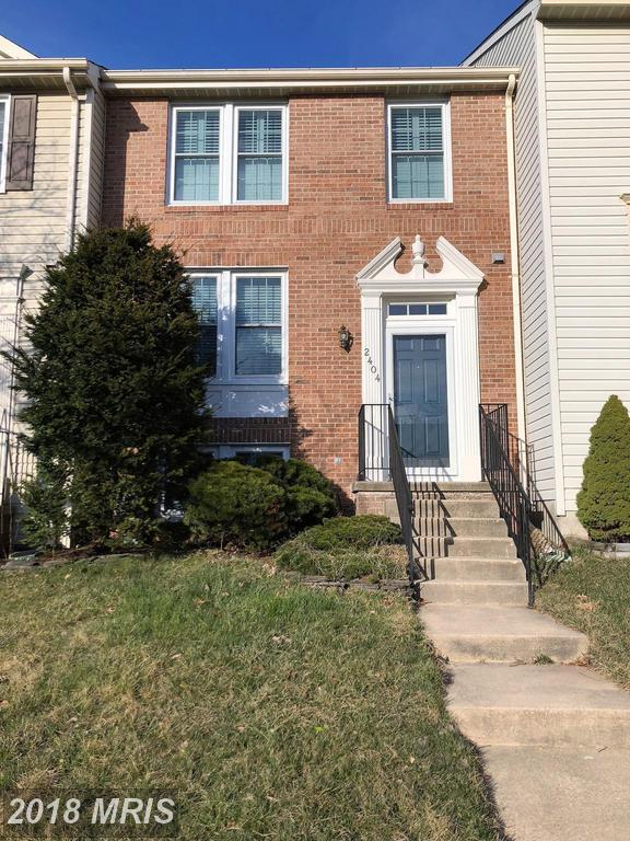 2404 Pineville Crest Court, Odenton, MD 21113 (#AA10179536) :: Lucido Agency
