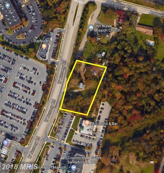 1709 Nursery Road W, Linthicum Heights, MD 21090 (#AA10184843) :: Arlington Realty, Inc.