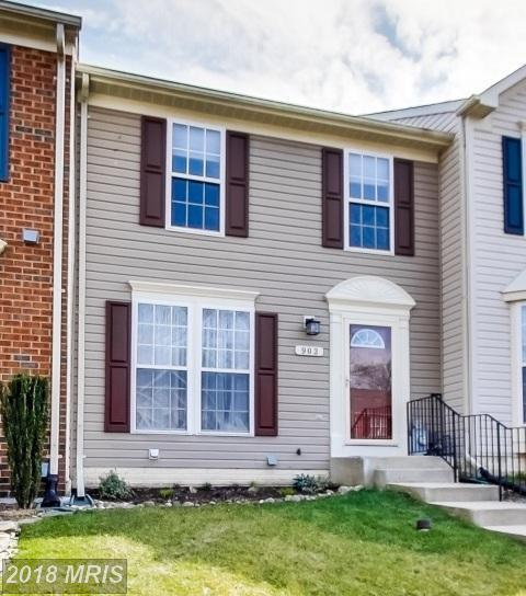 903 Deerberry Court, Odenton, MD 21113 (#AA10186996) :: CR of Maryland