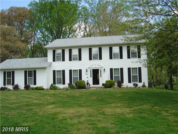 318 Kyle Road, Crownsville, MD 21032 (#AA10209766) :: Maryland Residential Team