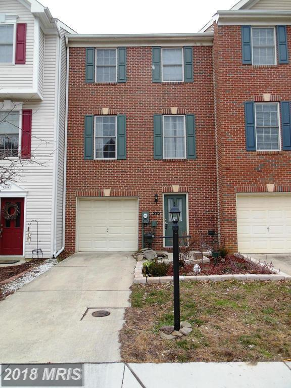 242 Tilden Way #7242, Edgewater, MD 21037 (#AA10215972) :: Browning Homes Group