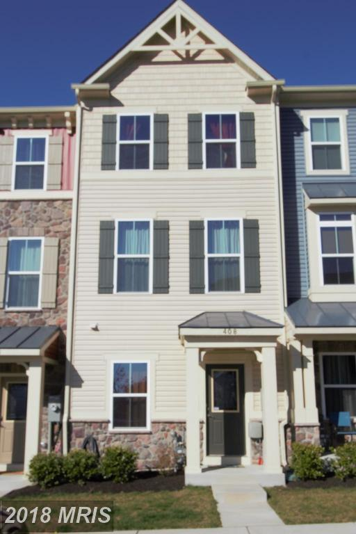 408 Willow Bend Drive, Glen Burnie, MD 21060 (#AA10216375) :: The Dwell Well Group