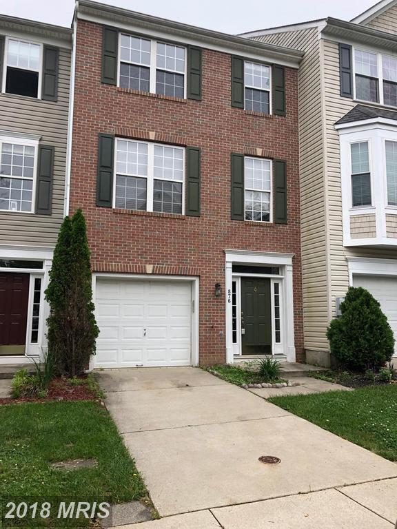 876 Stonehurst Court, Annapolis, MD 21409 (#AA10231986) :: Circadian Realty Group