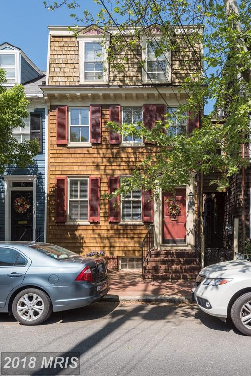 150 Prince George Street, Annapolis, MD 21401 (#AA10236007) :: Dart Homes
