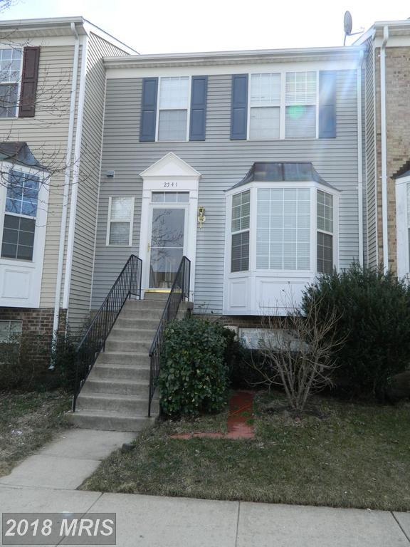 2541 Selkirk Court, Crofton, MD 21114 (#AA10245173) :: The Sebeck Team of RE/MAX Preferred