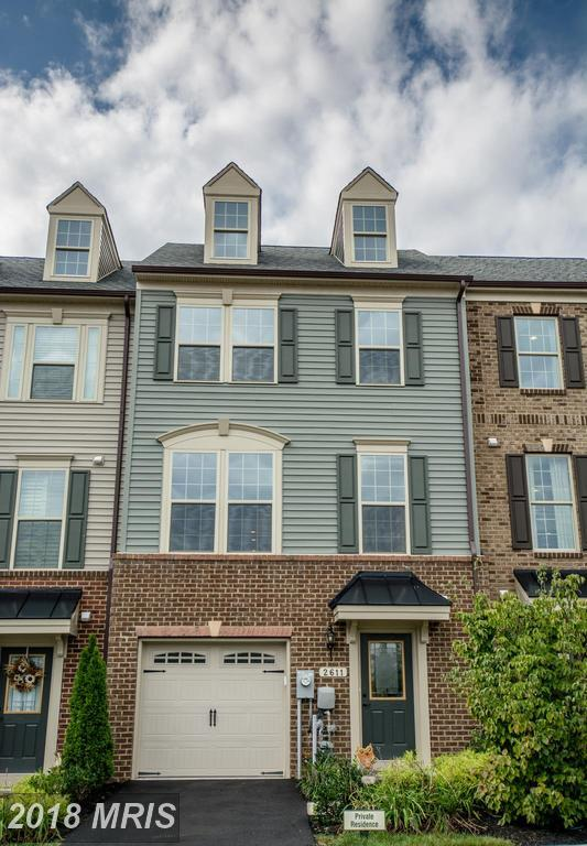 2611 Fiat Drive, Hanover, MD 21076 (#AA10261825) :: Advance Realty Bel Air, Inc