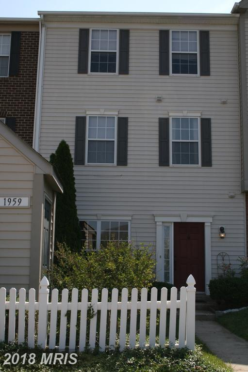 1959 Camelia Court, Odenton, MD 21113 (#AA10300508) :: Maryland Residential Team