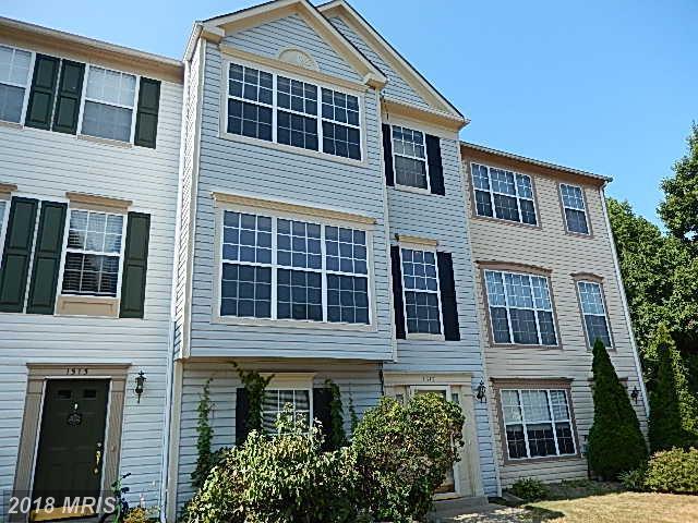 1513 Ashburnham Drive, Crofton, MD 21114 (#AA10301228) :: Maryland Residential Team