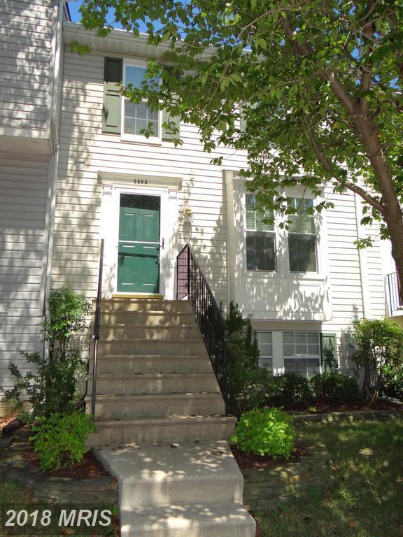 1506 Falstone Lane, Crofton, MD 21114 (#AA10301806) :: Maryland Residential Team