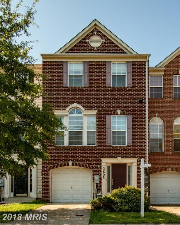 2605 Rainy Spring Court, Odenton, MD 21113 (#AA10305571) :: Bob Lucido Team of Keller Williams Integrity