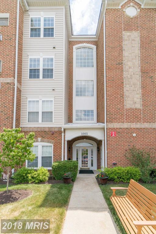 1005 Samantha Lane 4-101, Odenton, MD 21113 (#AA10308581) :: Pearson Smith Realty