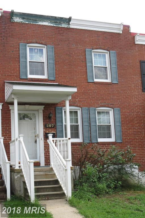 207 Southerly Road, Baltimore, MD 21225 (#AA10320213) :: Bob Lucido Team of Keller Williams Integrity