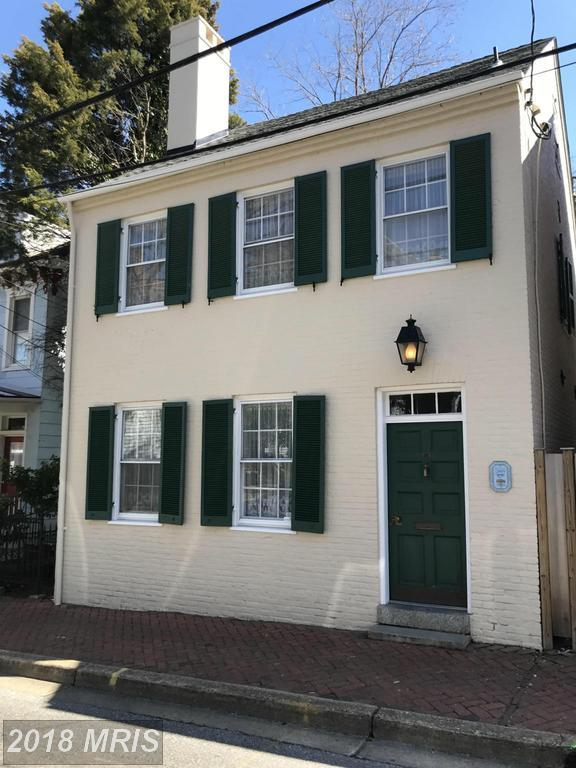 160 Green Street, Annapolis, MD 21401 (#AA10343394) :: The Sebeck Team of RE/MAX Preferred