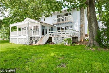 4917 Hine Drive, Shady Side, MD 20764 (#AA10350394) :: Keller Williams Pat Hiban Real Estate Group