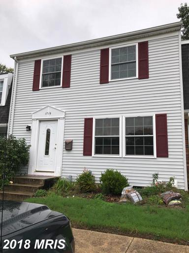 1719 Gabriel Court, Crofton, MD 21114 (#AA10355459) :: Frontier Realty Group
