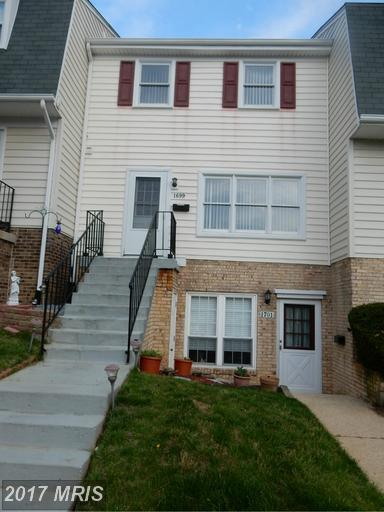 1699-#236 Hart Court, Crofton, MD 21114 (#AA9918275) :: Pearson Smith Realty